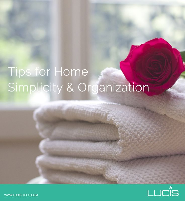 Here's some ideas to help you Accomplish Simplicity in your home this summer.