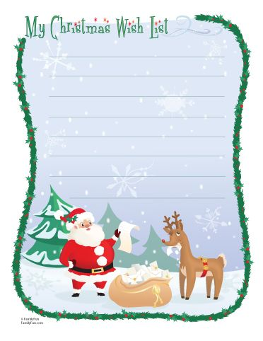 christmas list printable on pinterest christmas gift list gift list