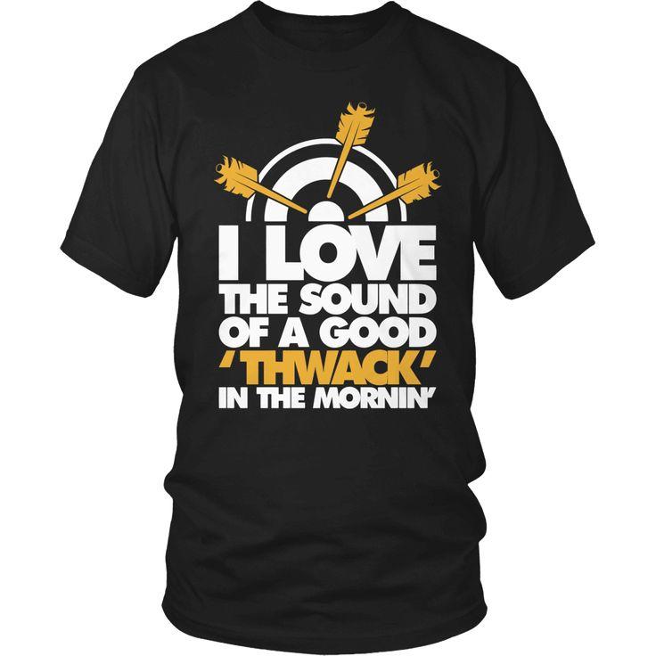 Archery Shirt - Thwack!