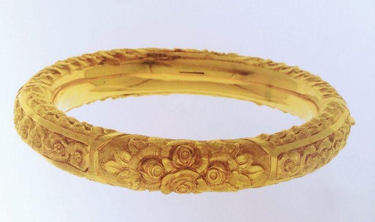 Bracelet by Gori & Zucchi. 1930s