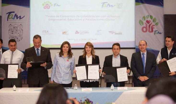 DIF Tamaulipas, un año de trabajo alineado al Plan Estatal de Desarrollo 2016-2022