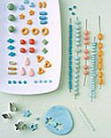 Bread-Clay Beads - Martha Stewart Crafts