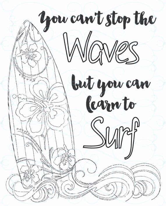 Astronomy Coloring Pages In 2020 Surf Shack Vbs Surfing