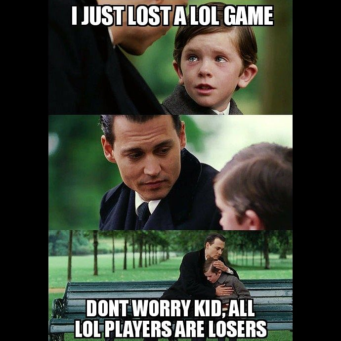 We are losers :( https://i.redd.it/di9syhhqhfmz.jpg #games #LeagueOfLegends #esports #lol #riot #Worlds #gaming