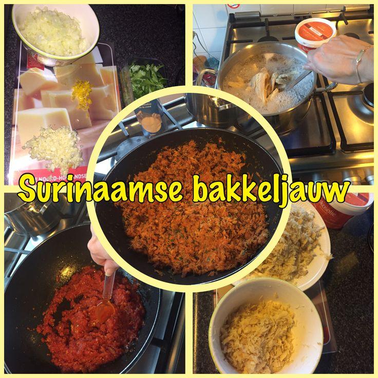 75 best images about surinaamse recepten on pinterest for Surinaamse keuken bara