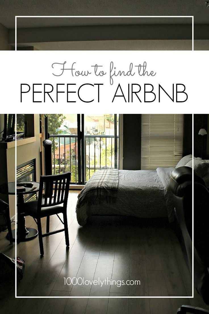 Breaking down the process of finding the perfect Airbnb for any travel needs. A guide to booking your Airbnb accommodation in 5 easy steps.