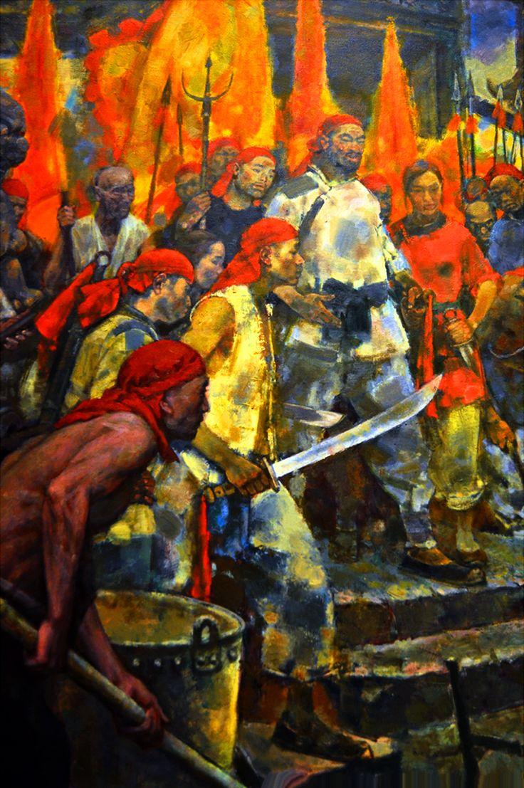 Small Sword Society in Shanghai, Taiping Rebellion, China