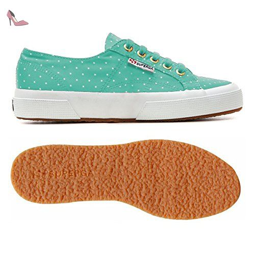2750 Lamew - Sneakers Basses - Femme - Gris (980) - 37.5 EUSuperga NFpGqWWNo