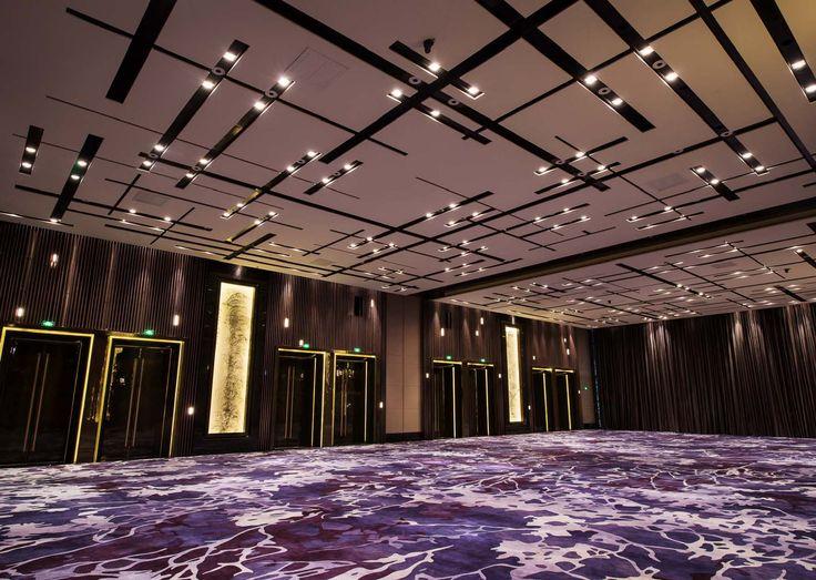 Grand Hyatt Shenyang Designed By Hirsch Bedner Associates