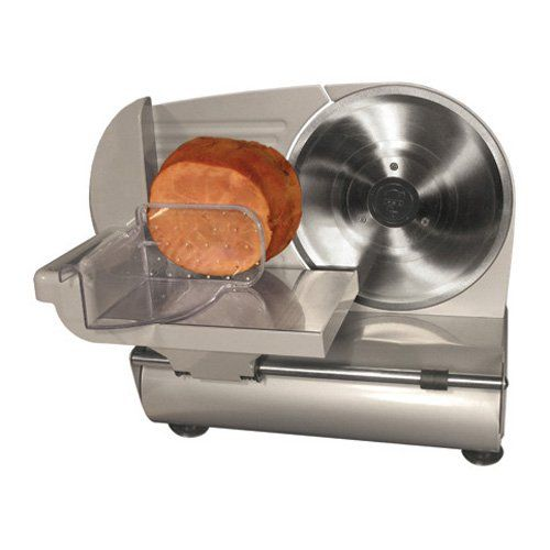 Have to have it. Weston 61-0901-W 9 Inch Heavy Duty Food Slicer $134.99