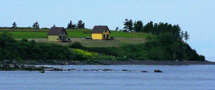 Pour des vacances inoubliables en Gaspésie.