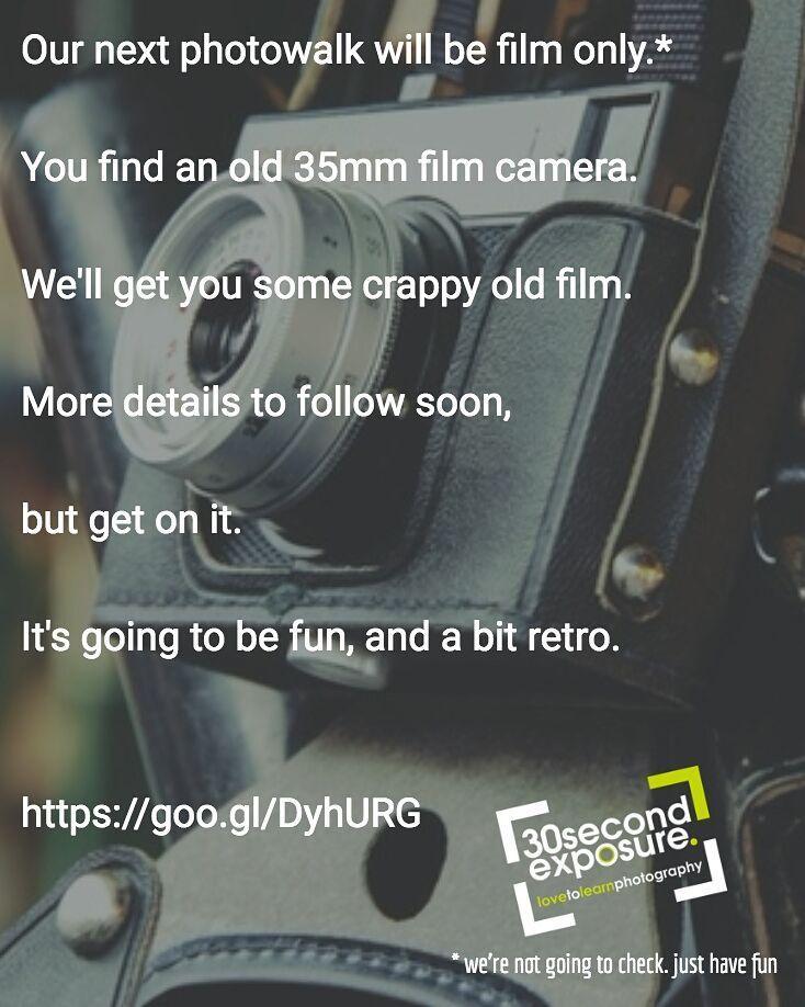 We had an idea... #Team30se #instameet #aberdeen #streetphotography #filmphotography