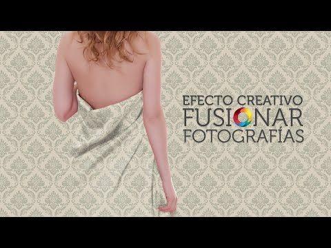 Photoshop Tutorial: Fotomontaje de Fantasia y Luces Descripcion: En este video tutorial vamos a crear una bella composición muy colorida usando capas de ajus...