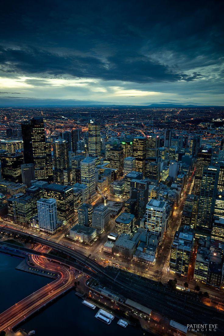 Melbourne City | by atoulmin