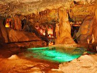 Things to do in Austin Texas: Visit Inner Space Caverns