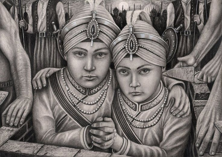 Pen-tacular-artist   Sikh Artwork