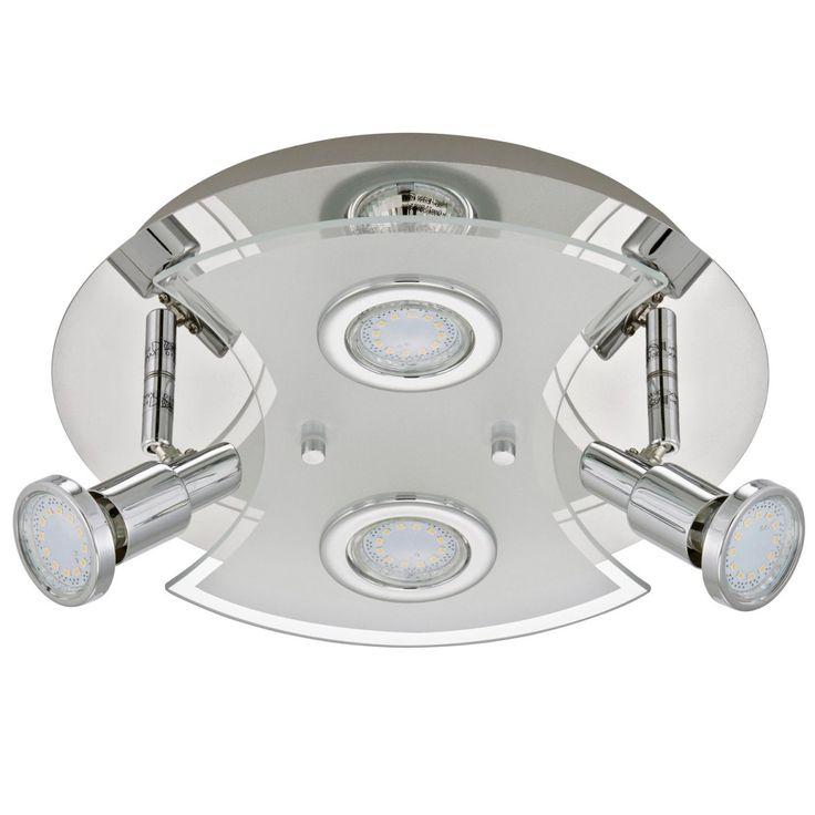 Die Besten Deckenlampe Bad Ideen Auf Pinterest Deckenleuchte - Badezimmer deckenlampen led