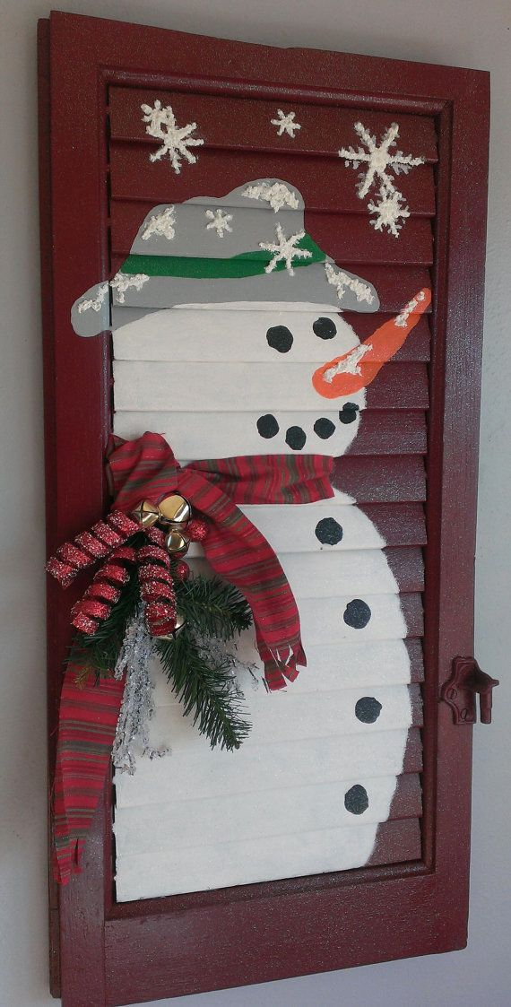 137 best Repurpose Ideas for Shutters images on Pinterest ...