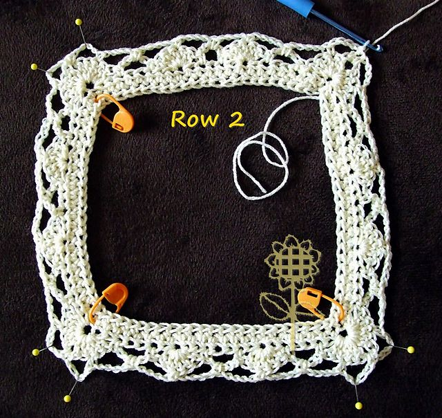 Ravelry: Project Gallery for Sera Lace Top pattern by Doris Chan