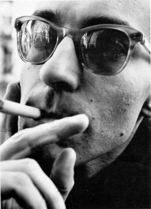 "Jean-Luc Godard - GIBA: The 'hang-horse' wind of Japan. Also DAIBAFU. Strong enough to smash down a horse and rider."""