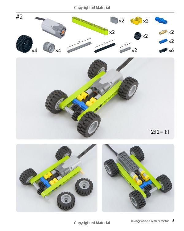 The Lego Power Functions Idea Book Vol 2 Cars And Contraptions Isogawa 9781593276898 Amazon Com Books Lego Mindstorms Lego Mindstorms Nxt Lego Wedo