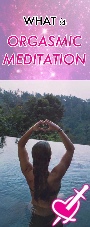 What is Orgasmic Meditation?