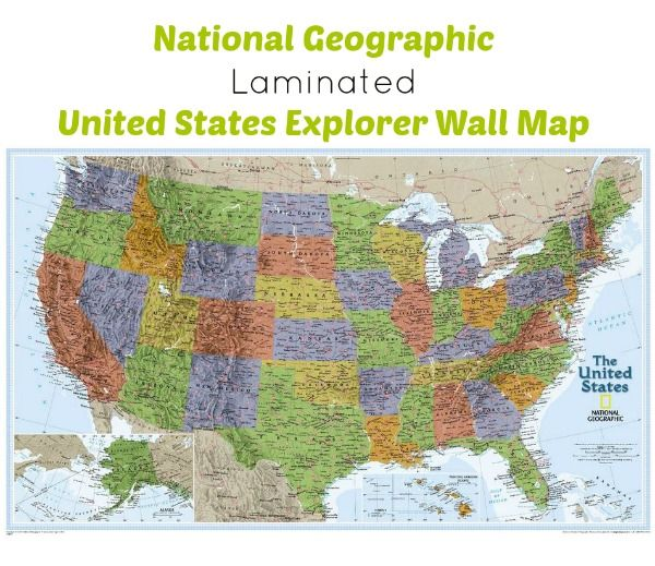 geography explore united states