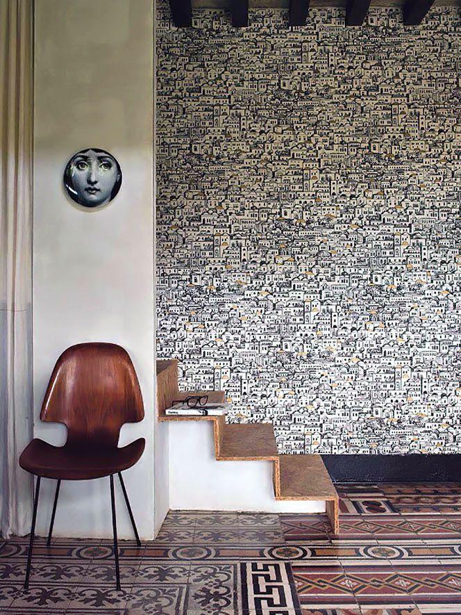 Best Piero Fornasetti Images On Pinterest Beautiful Coeur D - Piero fornasetti wallpaper designs