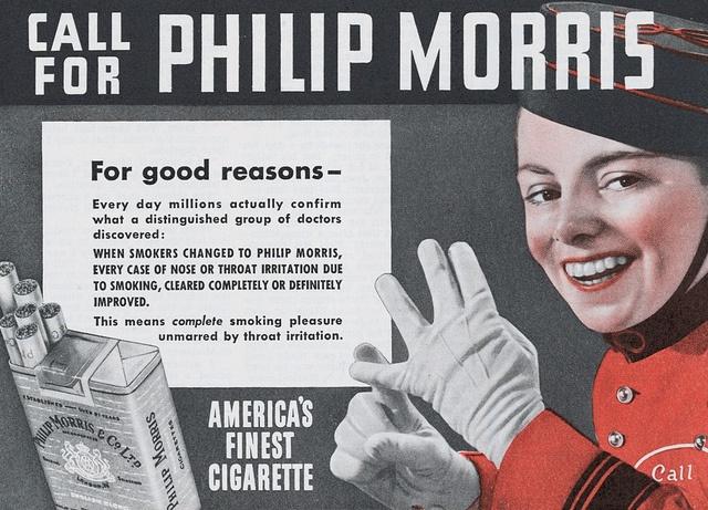Philip morris marlboro friday a