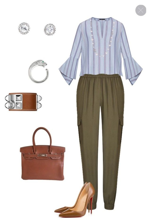 """""""Invpra"""" by pasha21 on Polyvore featuring Christian Louboutin, Cartier and Chanel"""