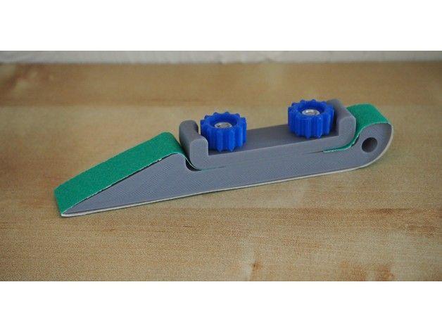 3D Printed Sanding Stick