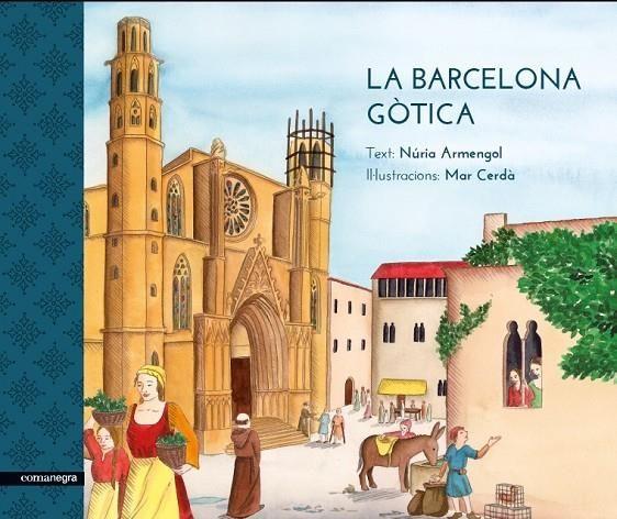Una lectura per a nens i joves, fins i tot per a adults, que vulguin descobrir com es vivia a la Barcelona gòtica. Un repàs a través de l'arquitectura, l'art, els oficis i els costums de l'època.