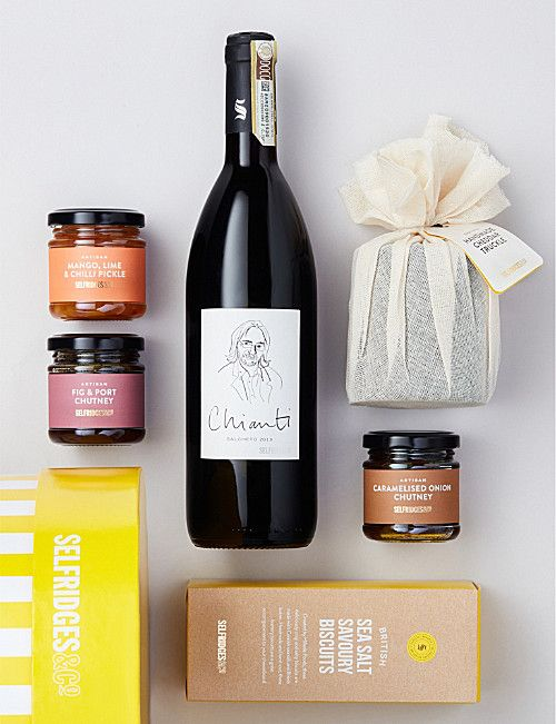 Selfridges Wedding Gifts: Food Hampers To Delight At Christmas Time. Discover The