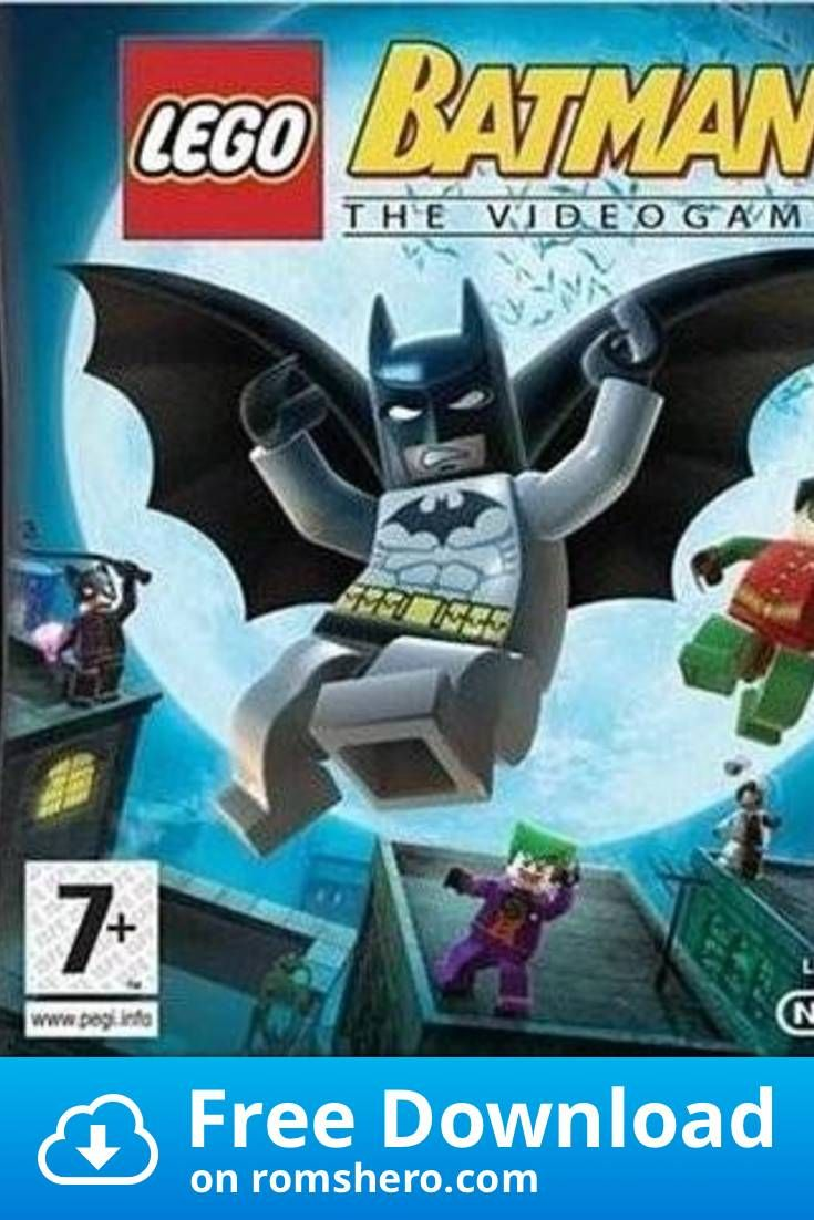 Download Lego Batman The Videogame Squire Nintendo Ds Nds