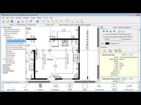 Peachy The Residential Wire Pro Software Allows Electricians Contractors Wiring Cloud Nuvitbieswglorg