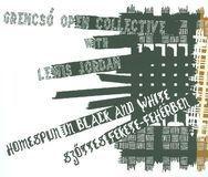 Homespun In Black and White: Szottes Fekete-Fehérben [CD]