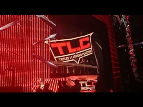 WWE TLC 2014 Tables, Ladders, Chairs & Stairs - WWE TLC December 14 2014 FUL...