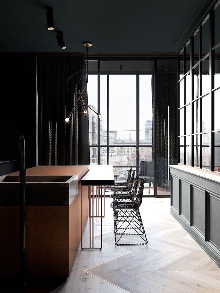 Interior Design Studio Located In Saint Petersburg