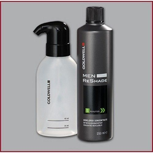 Goldwell Men ReShade Developer Concentrate and Innovative Foam Applicator Bottle, Developer / Bottle  //Price: $ & FREE Shipping //     #hair #curles #style #haircare #shampoo #makeup #elixir