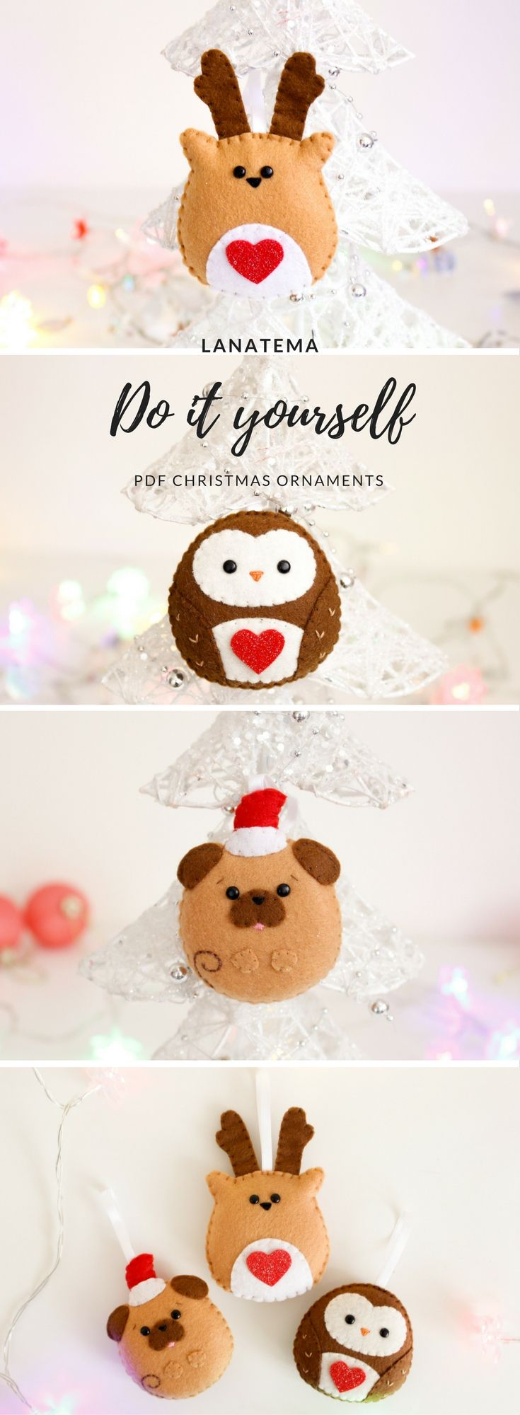 This PDF contains easy step by step instructions, lot of photos and the pattern ready to be printed and cut.ùPDF includes:-Printable pattern-Step by step photo tutorial-List of materials-Stitch guide