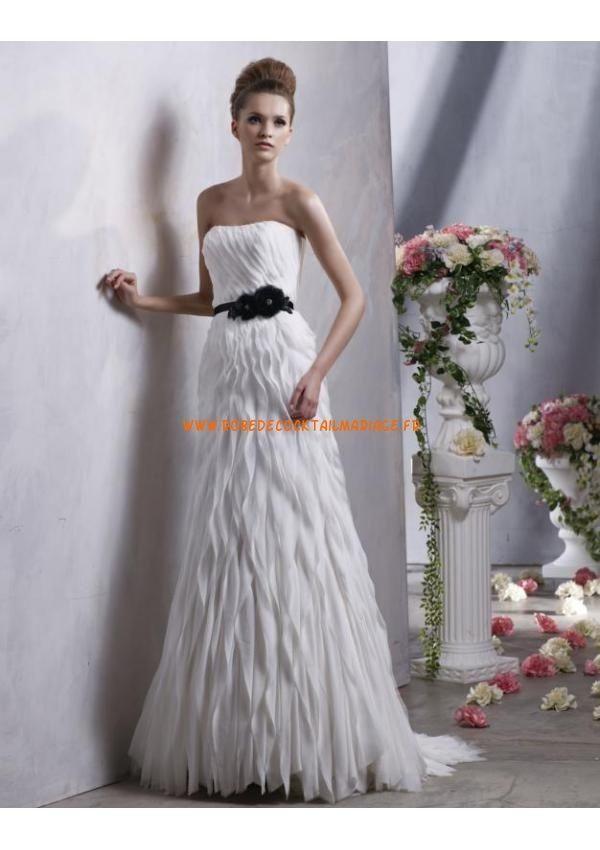 Robe blanche originale pas cher