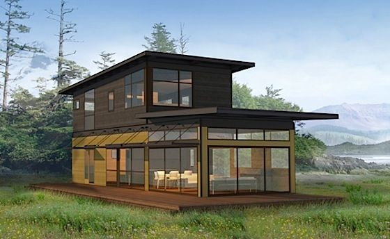 Bchome croppedrender 01 17 tiny pinterest for Prefabricated homes seattle