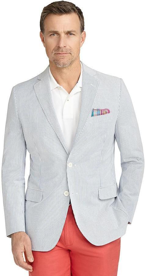Fitzgerald Fit Seersucker Sport Coat | Coats, Shops and ...
