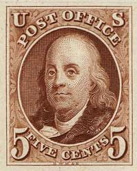 This Day in History marks the issuance of America's first postage stamps. Continue reading →