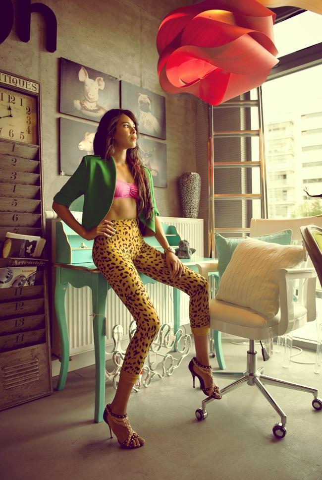 MACADEMIAN GIRL for MissSpark PHOTOSHOT in 9design