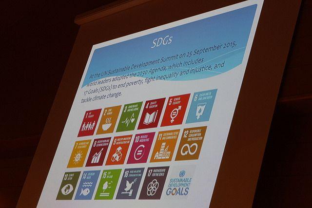 En 2O16, nous luttons contre le gaspillage alimentaire : En implémentant notre charte sociale européenne sur le gaspillage alimentaire, via des actions d'éducation ou de communication sur le territoire ! Suivez notre blog : http://gaspillagealimentaire-dwof.tumblr.com  Vous verrez en quoi notre projet met en oeuvre au plan local les objectifs de développement durable #ODD des nations unies ! Nous