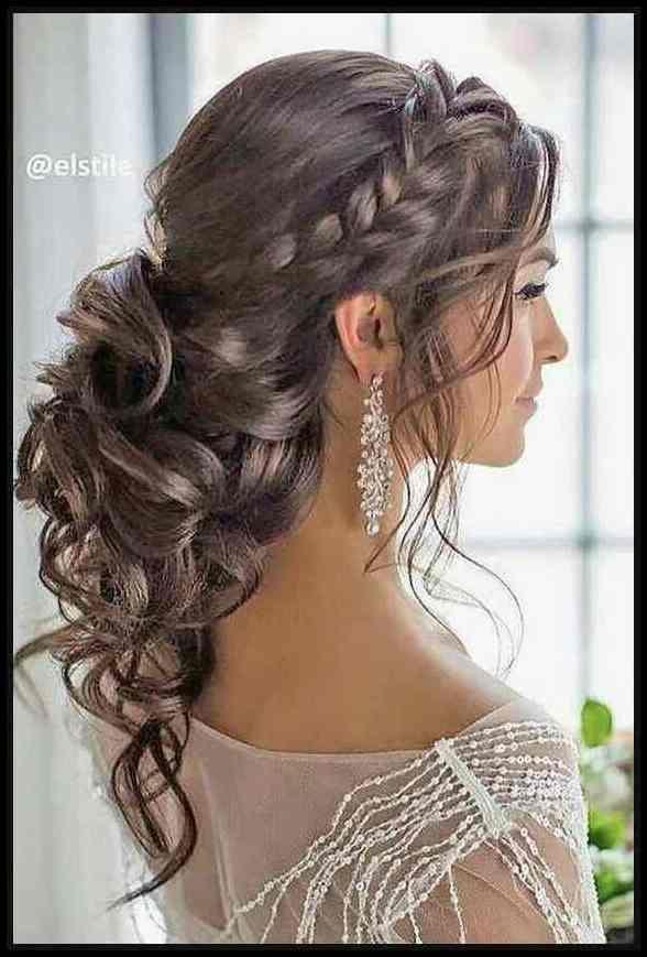 Beste Frisuren Frauen Hochzeitsgast   – Frisur