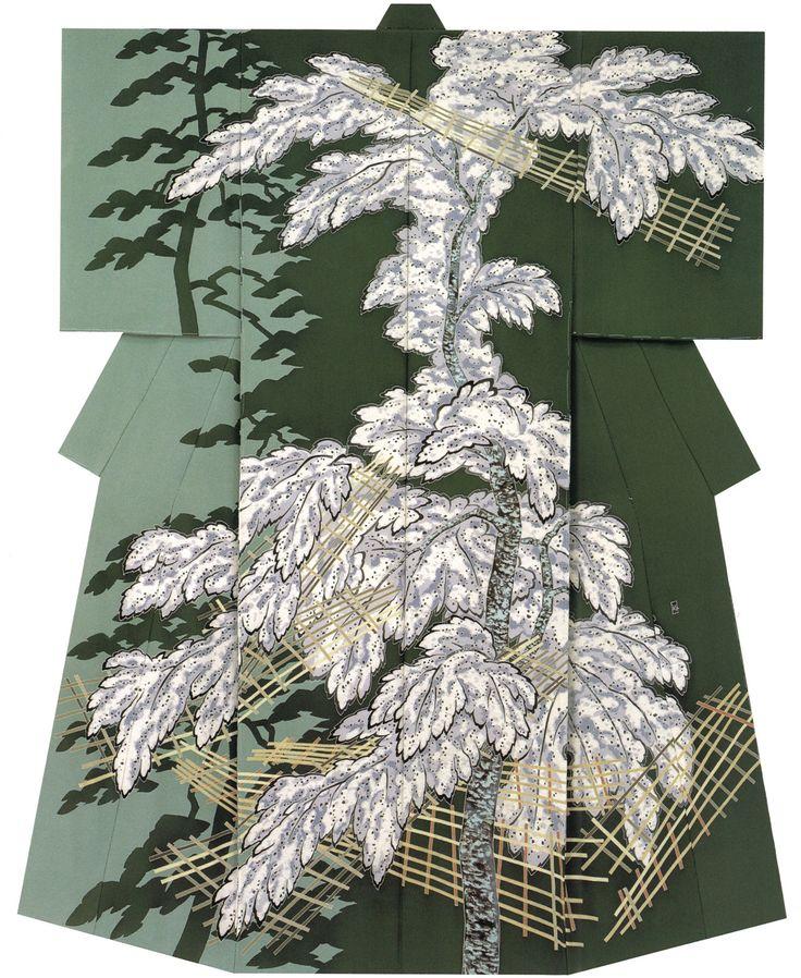 KagaYuzen Photo Japanese embroidery, Embroidery