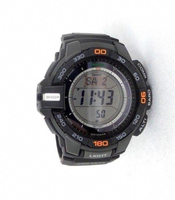 e8dba29fedf4 CASIO Men s Wristwatch PRO TREK PRG-270 Triple Sensor Ver-3  Casio ...