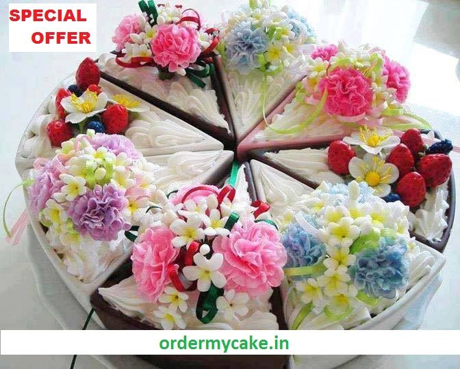 Ordermycake is delicious and yummy.It can be ordered from   anywhere which suits for your location. It will be delivered within few minutes and provides various   offers for you.. For ‪#‎tasty‬ cakes..